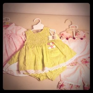 NEW little girls 24 month outfit LOT OF (3)